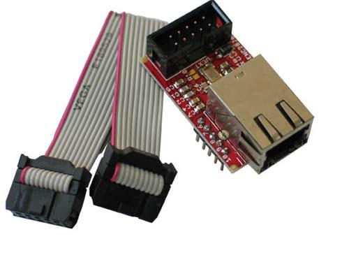 Оценочная плата, типовое решение MOD-ENC28J60