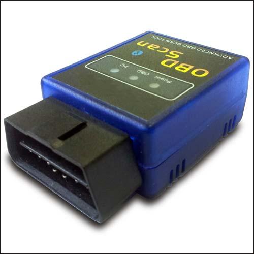 Мастер Кит Автомобильный OBDII сканер с Bluetooth интерфейсом MP9213BT