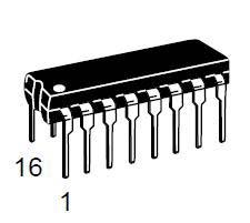 Maxim Интерфейс RS-232 MAX232EPE+