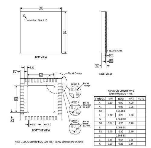 Цены на P8X32A-M44