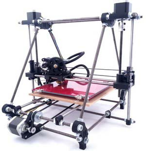 3D Принтеры для сборки 3D PRINTER HB-001 [diassembled without PCB and power supply]
