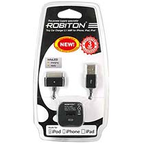 Зарядное устройство CHARGER Robiton App02 для iPhone. iPad. iPod