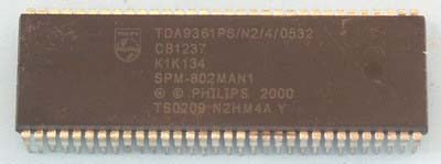 NXP TDA9381PS/N2/2S0552