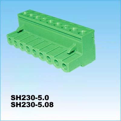 Cixi Разъемы и соединители Con SH230-5.08-03P
