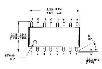 Интерфейс RS-485-RS-422 SN65C1167ENS