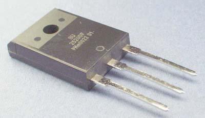 NXP Транзистор биполярный стандартный BU2525DF
