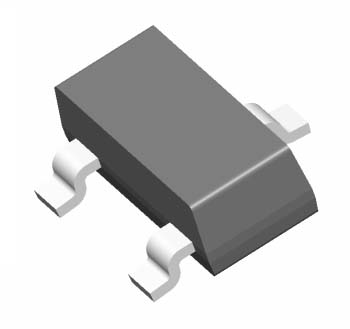 MOSFET транзистор AO3401A