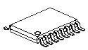 Логическая ИС U74HC4053G-S16-R