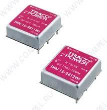 DC-DC модульный преобразователь THN 15-2410WI