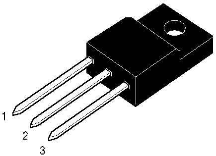 MOSFET транзистор FS3KM-10A