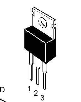 MOSFET транзистор IRF630N