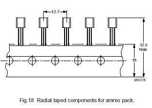 MOSFET транзистор 2N7000TA