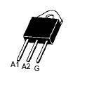 Тиристор дискретный BTW69-800RG