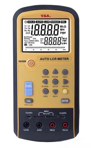 Измеритель RLC VA520B