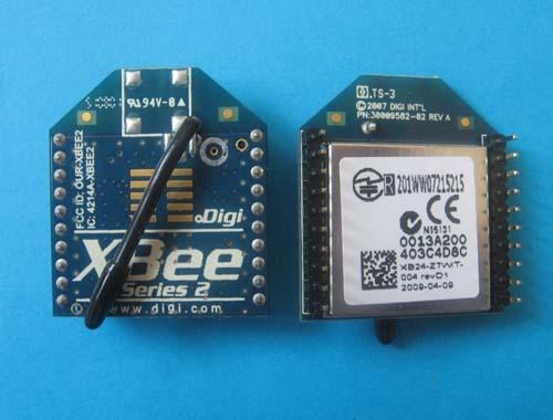 Digi ZigBee приемо-передатчик XB24-Z7WIT-004