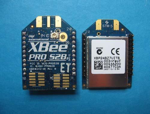 Digi ZigBee приемо-передатчик XBP24BZ7UITB003