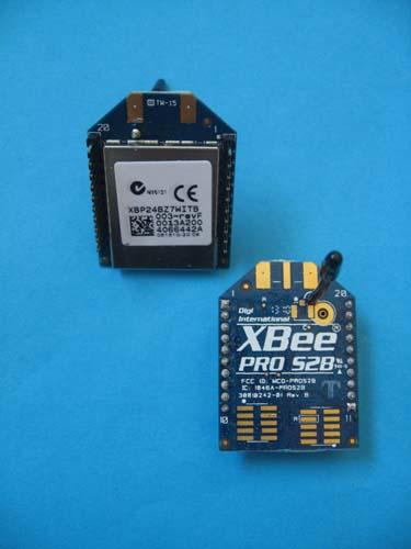 Digi ZigBee приемо-передатчик XBP24BZ7WITB003