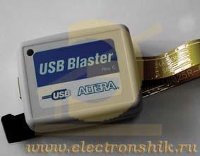 Altera Эмулятор, загрузчик, программатор PL-USB-BLASTER-RCN