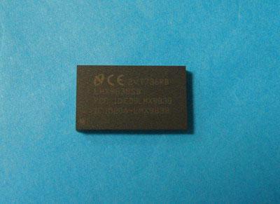 Texas Instruments Bluetooth приемо-передатчик LMX9838SB/NOPB