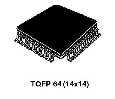 Цена STM8S207R8T3