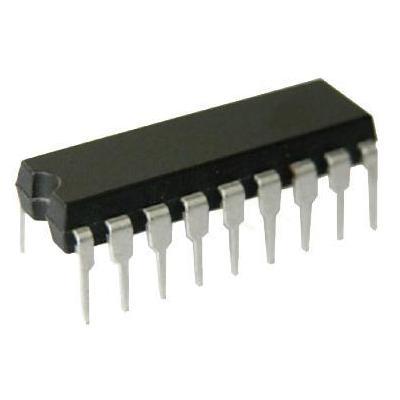 Микросхема PIC16F628-04/P