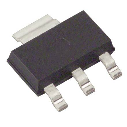 MOSFET транзистор STN1NK60Z