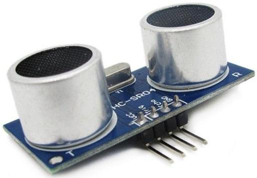Модуль RA011. Ультразвуковой датчик HC-SR04. Совместим с Arduino