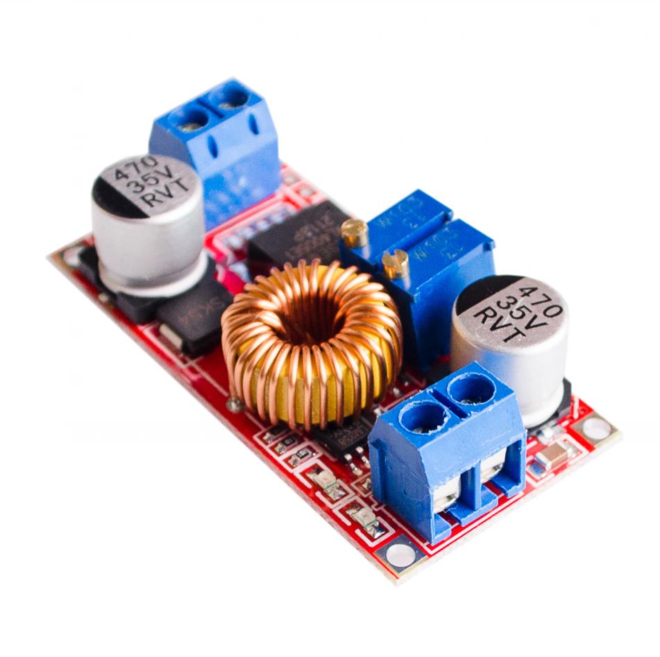 Стабилизатор тока DC-DC до 5 A RP027