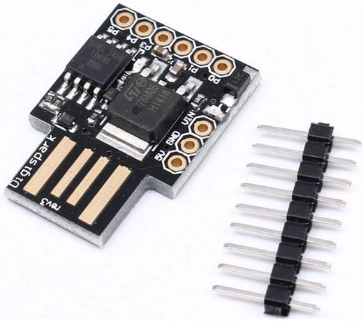 Модуль RC049. USB-модуль микроконтроллера на ATtiny85
