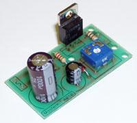 Регулируемый стабилизатор напряжения можно использовать для питания бытовых устройств, в радиолюбительской...