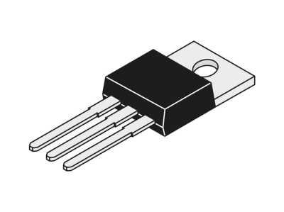 КР1195ЕН2. Стабилизатор напряжения +2,5 В