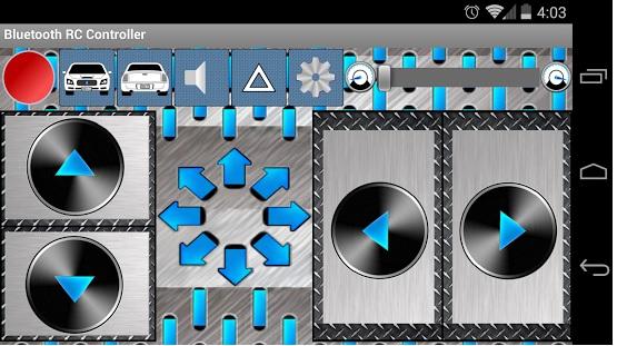 Конструктор Мобильные роботы на базе Arduino. Приложение для управления роботом