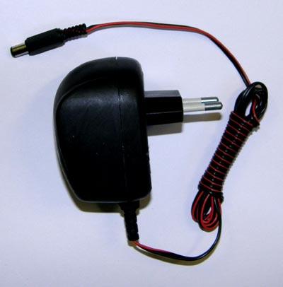 БПС9-0,35 Адаптер (Блок) питания стабилизированный 9 В, 0.35 А