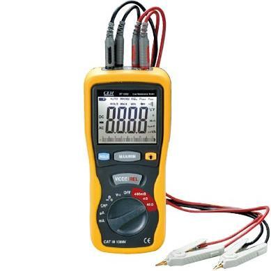Цифровой мультиметр-микроомметр CEM DT-5302
