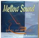 Mellow Sound -1 синий, акустические и электрические гитарные струны (слабая растяжка)