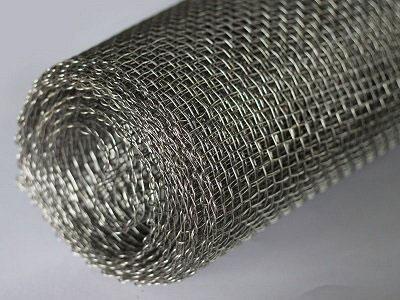 Сетка из нержавеющей стали. ячейка 0,5 мм