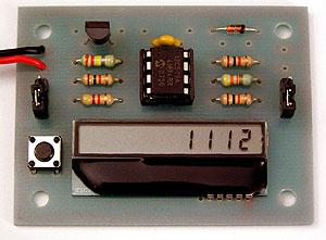 KIT1112 - Счетчик Импульсов универсальный, до 30 кГц.