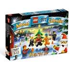 Город Календарь LEGO City