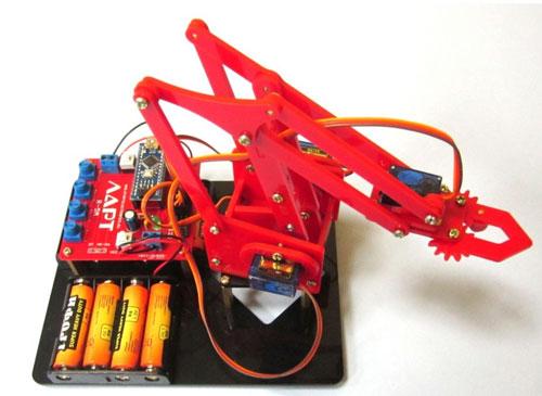 Конструктор Робот-манипулятор»