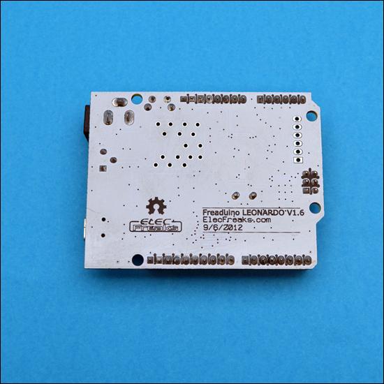MB Leonardo - Freaduino Leonardo, 5В, ATmega32u4, 16 МГц