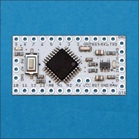 MB PRO328 - Freaduino Pro 328, 5В, ATMEGA328, 16 МГц