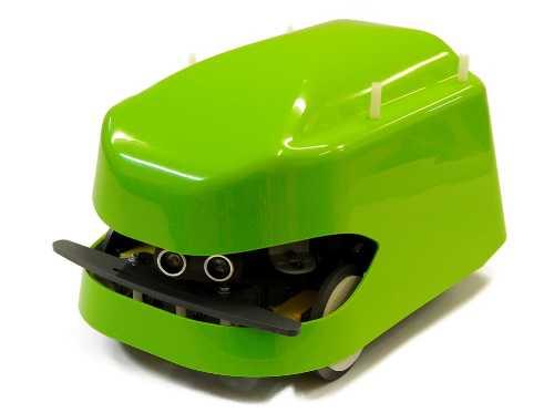 Четырехколесный образовательный робот РОБОРОВЕР М1 EDUCATION