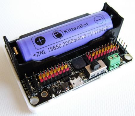 ROBOT:BIT. «РоботБит» Плата расширения Micro:bit для LEGO (микробит)