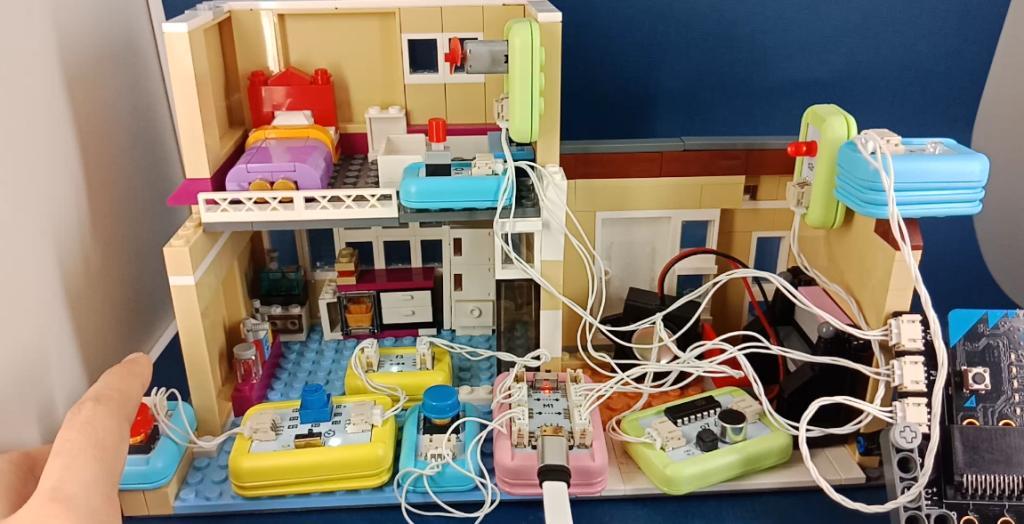 MICRO:BIT. «Бозон» STEM-набор (начальный) на основе Micro:bit (микробит). ПРИМЕРЫ ПРОЕКТОВ