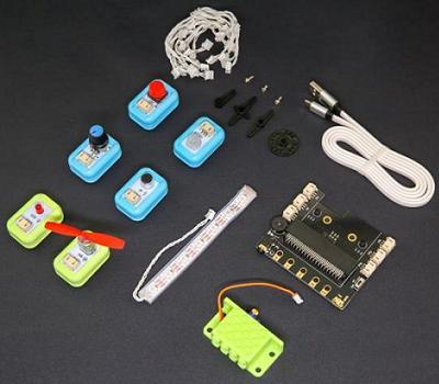 MICRO:BIT. «Бозон» STEM-набор (начальный) на основе Micro:bit (микробит)