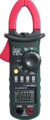 MS2008B клещи переменного тока c измерением частоты, сопротивления, ёмкости