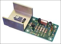 Электронная сирена 5Вт. Набор NS006