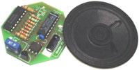 Генератор звуковых эффектов. Набор NS123