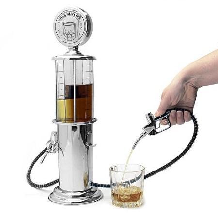 GSB-008. Мини-бар для 2-х напитков Бензоколонка