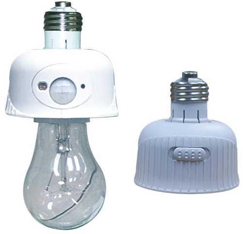 GTS-907. Автоматический выключатель света с фотодатчиком